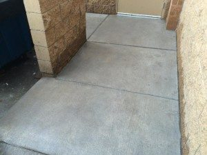 commercial pressure washing after1