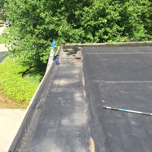 Commercial Gutter Cleaning - Lake State Window Cleaning