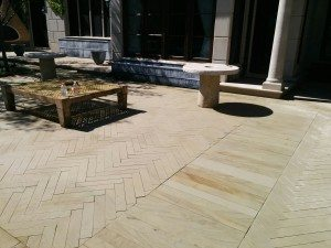 sandstone cleaning after1 e1453701073910