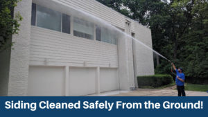 Bloomfield Hills House Washing