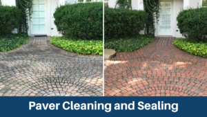 Paver Cleaning and Sealing in Rochester Michigan