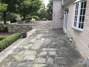 * Limestone, Bluestone, And Sandstone.  These Expensive Stone Surfaces Are Delicate And Require Special Care.  You Can Trust Us To Do It Safely, And We Guarantee Clean Results That Will Last And Last.