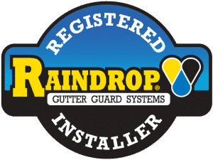 Raindrop-Gutter-Guard-Registered-Installer-logo (1)