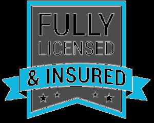 licensed insured