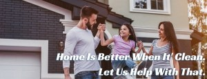 Home Is Better let us help